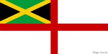 Jamaica Navy Ensign